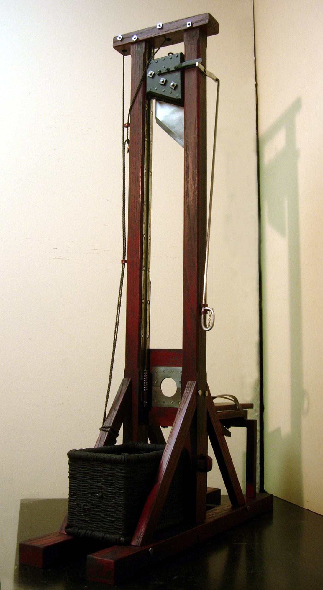 Real Guillotine For Sale